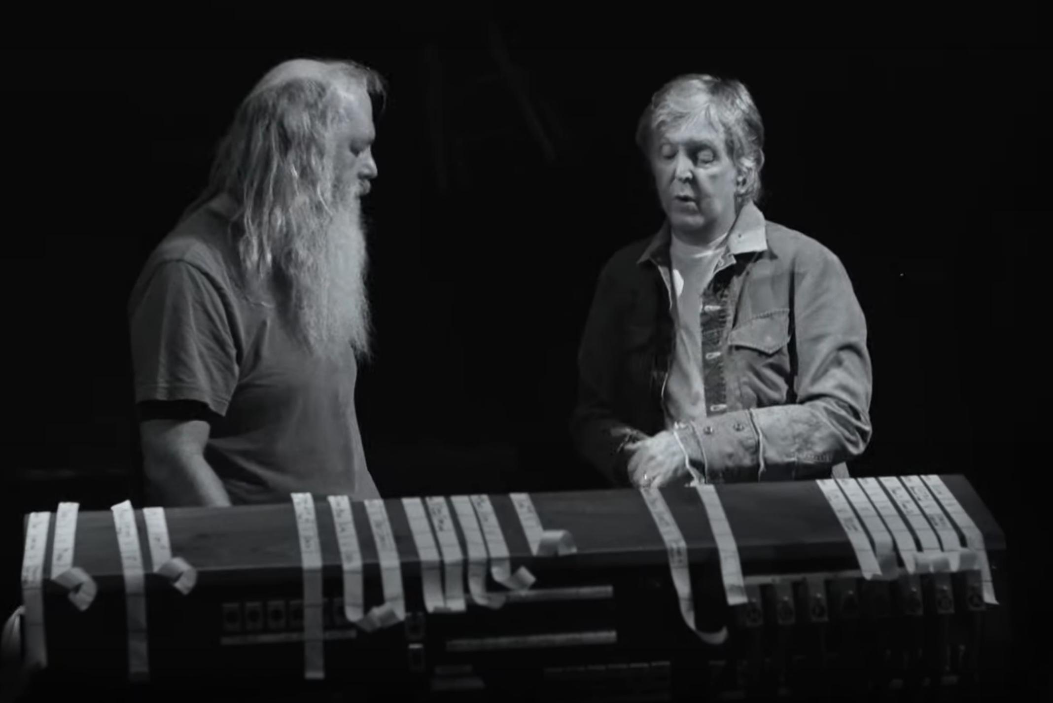 Paul McCartney Rick Rubin