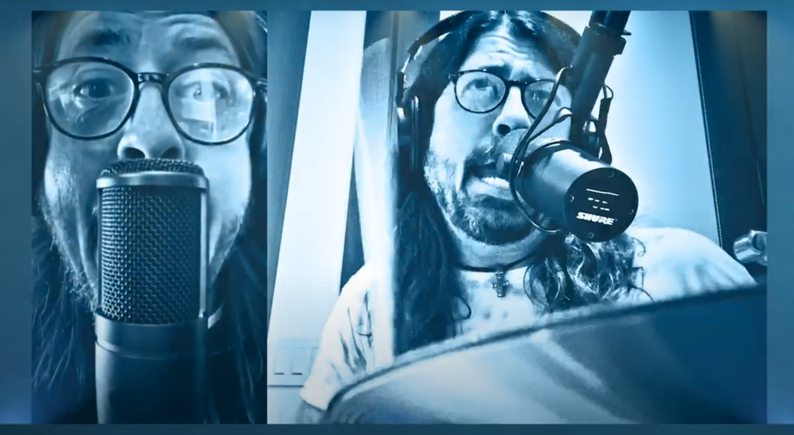 Dave Grohl Hanukkah Sessions 7