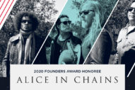 Alice in Chains Honored by Metallica, Mastodon, Korn, Eddie Vedder at MoPop Benefit