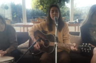 HAIM Cover 'Hard Headed Woman' During Cat Stevens Tribute
