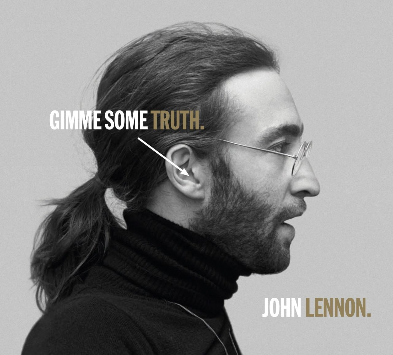 Lennon Gimme Some Truth Cover Art