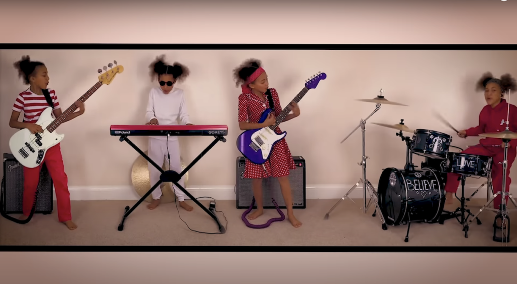 Nandi Bushell Shows Off Her Artistry With New Original Song 'Gods and Unicorns'