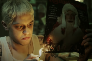 Watch Eminem Make a Cameo in <i>SNL</i> Christmas-Themed 'Stan' Parody 'Stu'