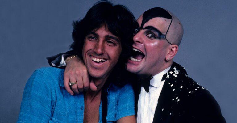 Ozzy Osbourne Mark Weiss 1982