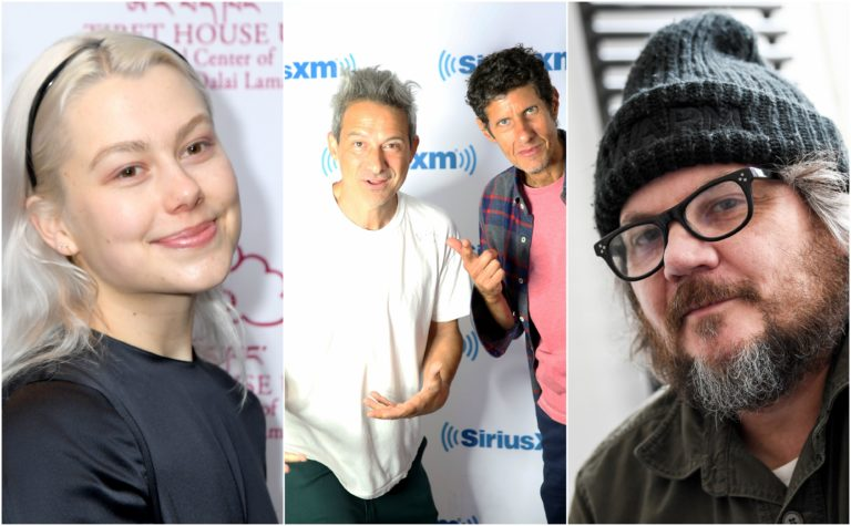 Phoebe Bridgers Mike D Adrock Wilco