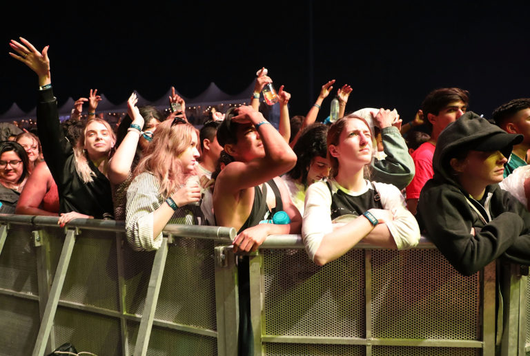Governors Ball crowd