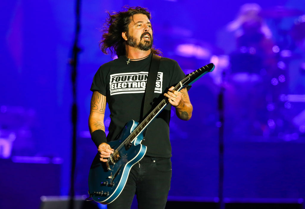 Foo Fighters Rock in Rio 2019 - Day 2
