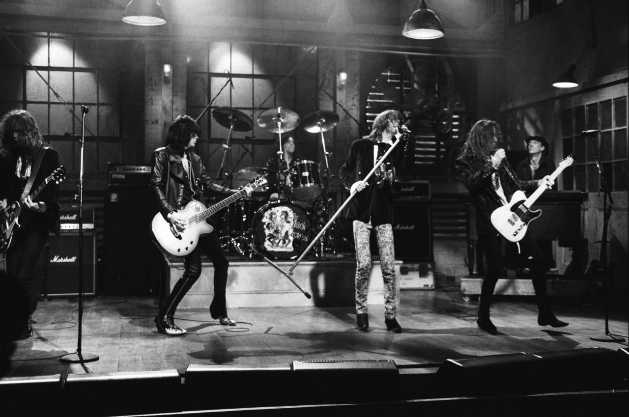 Black Crowes on SNL 1991