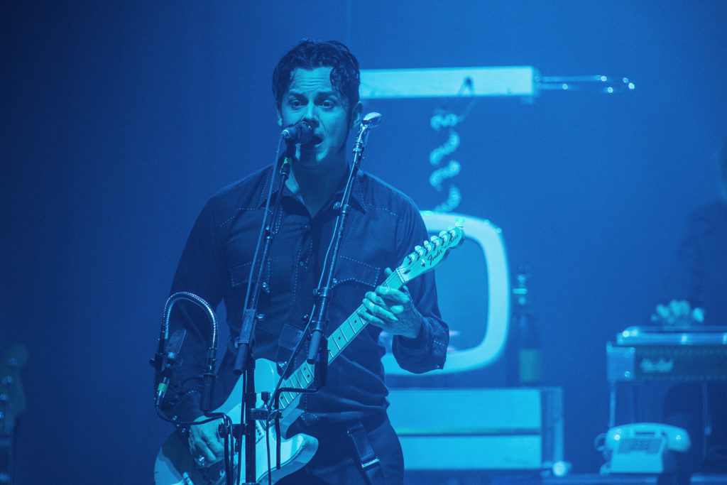 Jack White's 2014 Detroit Theater Show to Be Released on Vinyl