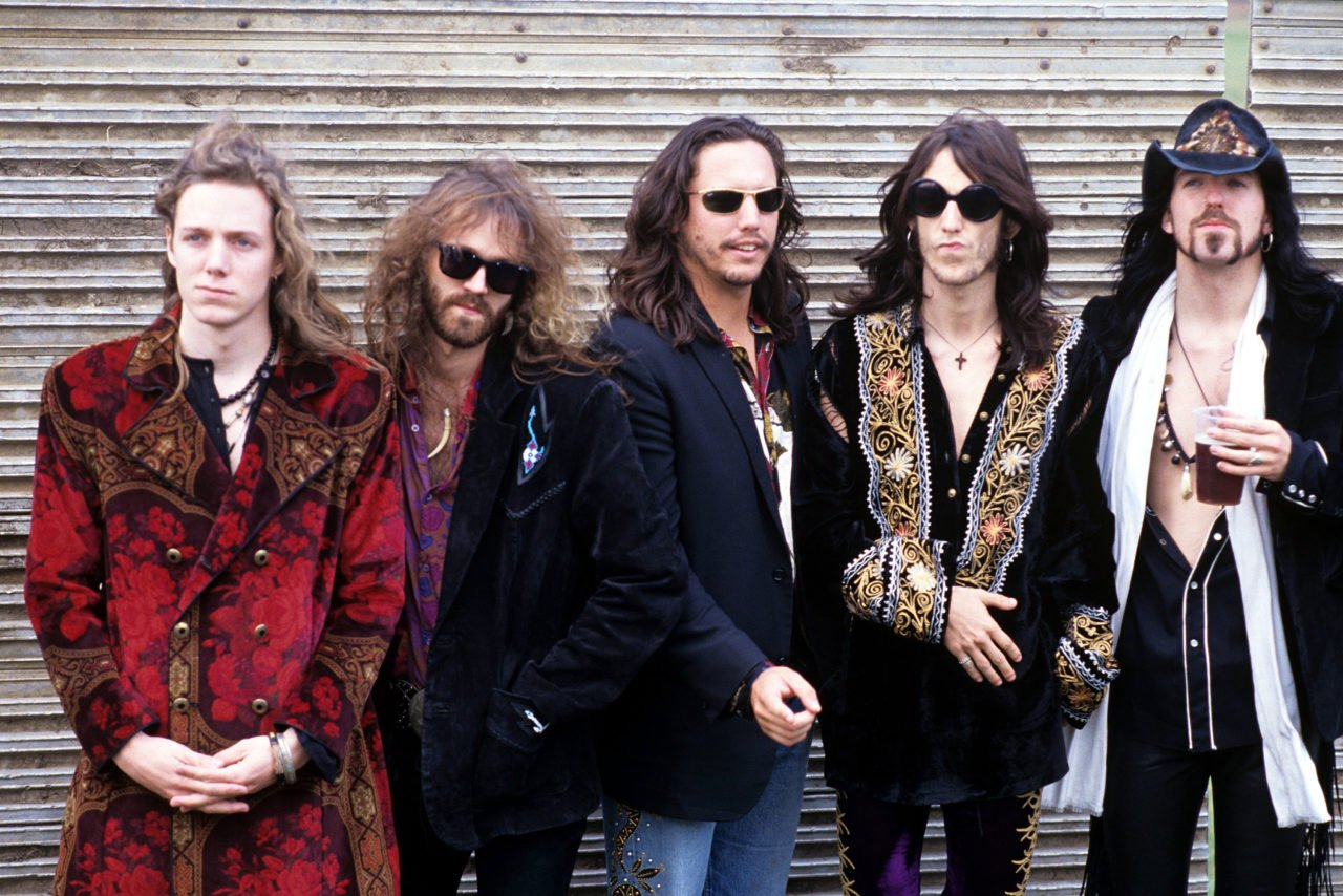 Black Crowes Monsters of Rock 1991