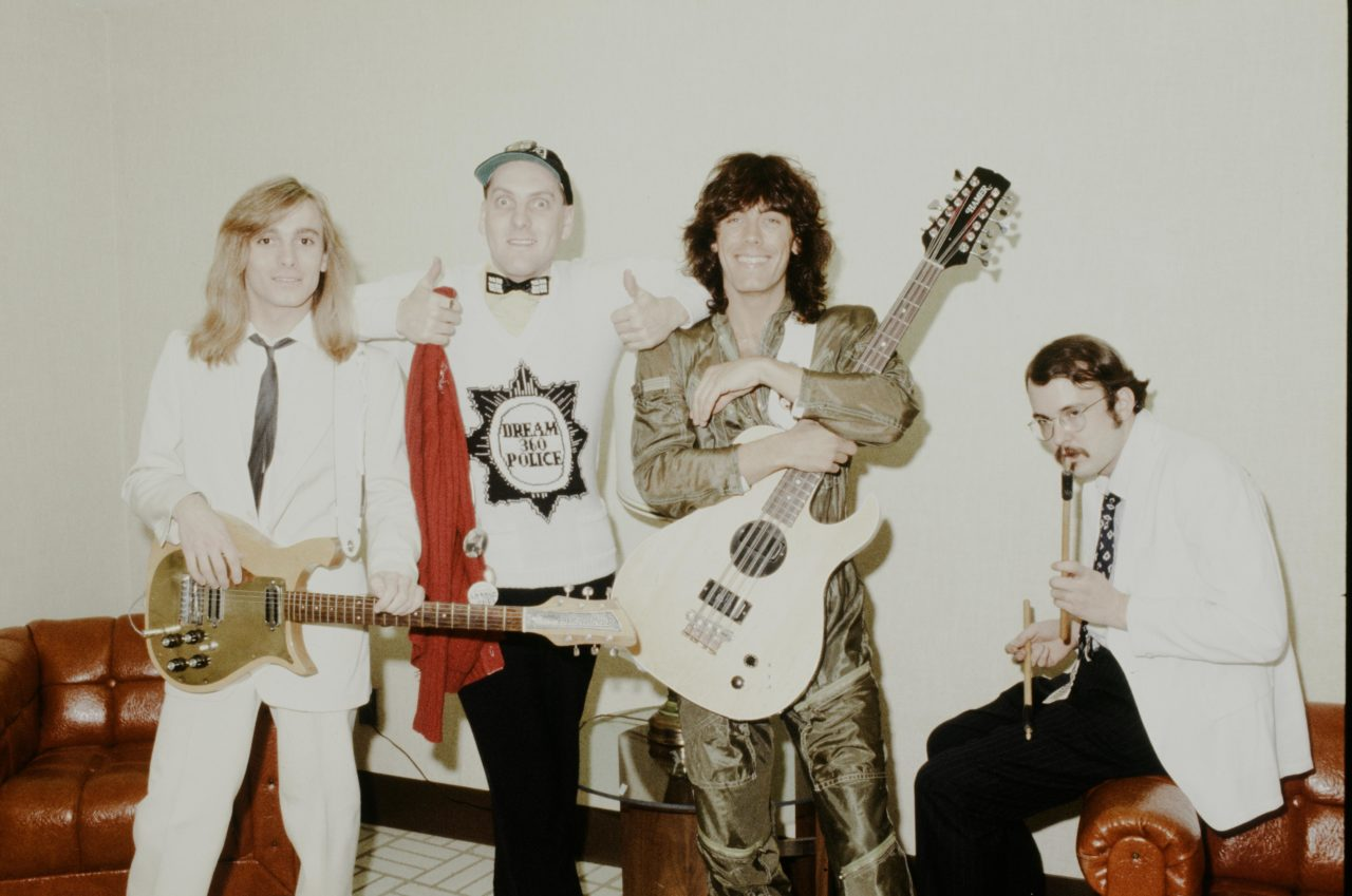 The Four Weirdest Bands From the 1970s