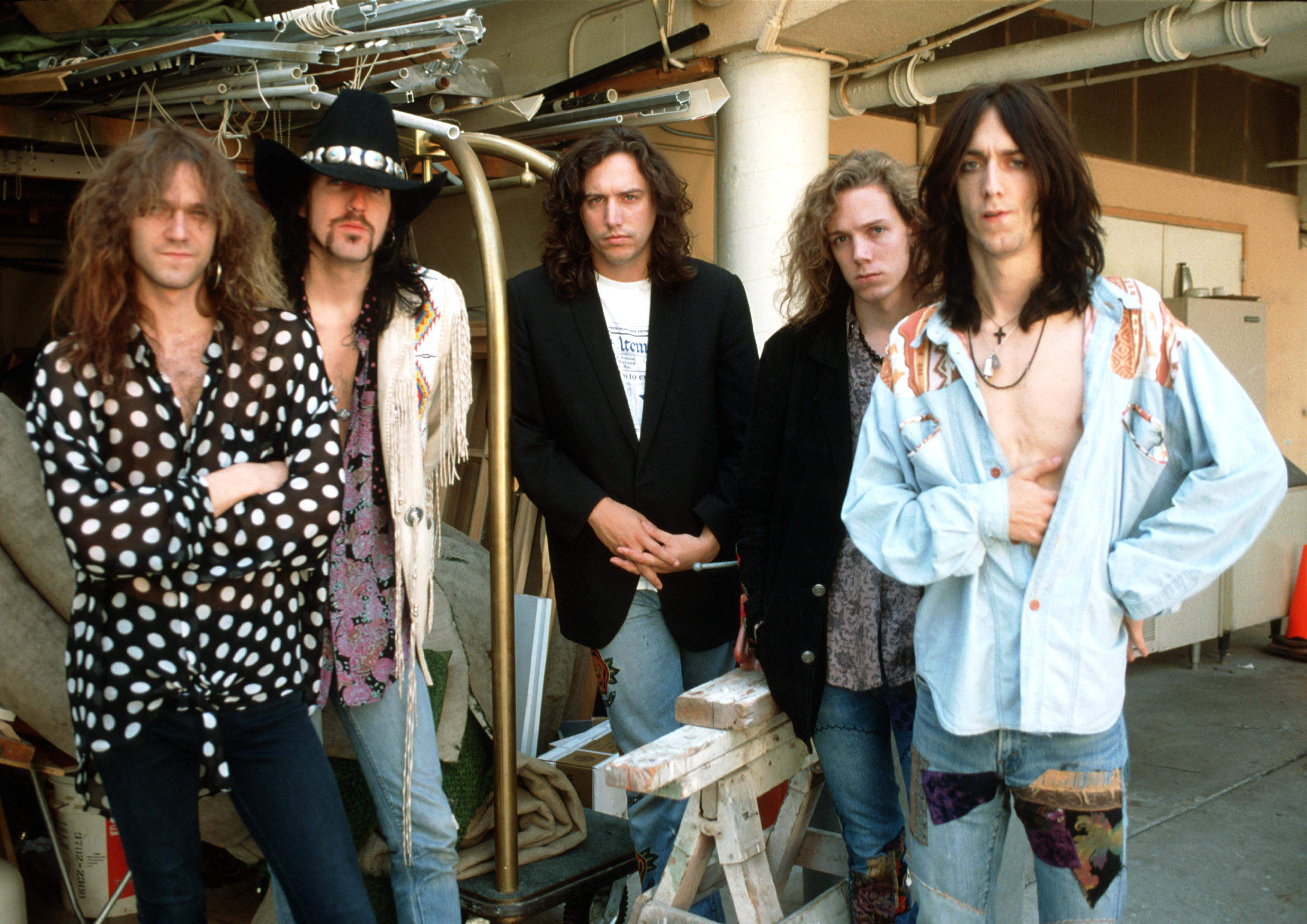 It's Only Rock 'n' Roll: Our 1991 The Black Crowes Feature