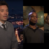 The Roots and Jimmy Fallon Perform Olivia Rodrigo's 'Driver's License' as a Sea Shanty