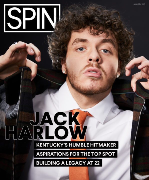 Jack Harlow Our January 2021 Cover Story Spin