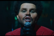 The Weeknd Shares 'Save Your Tears' Video