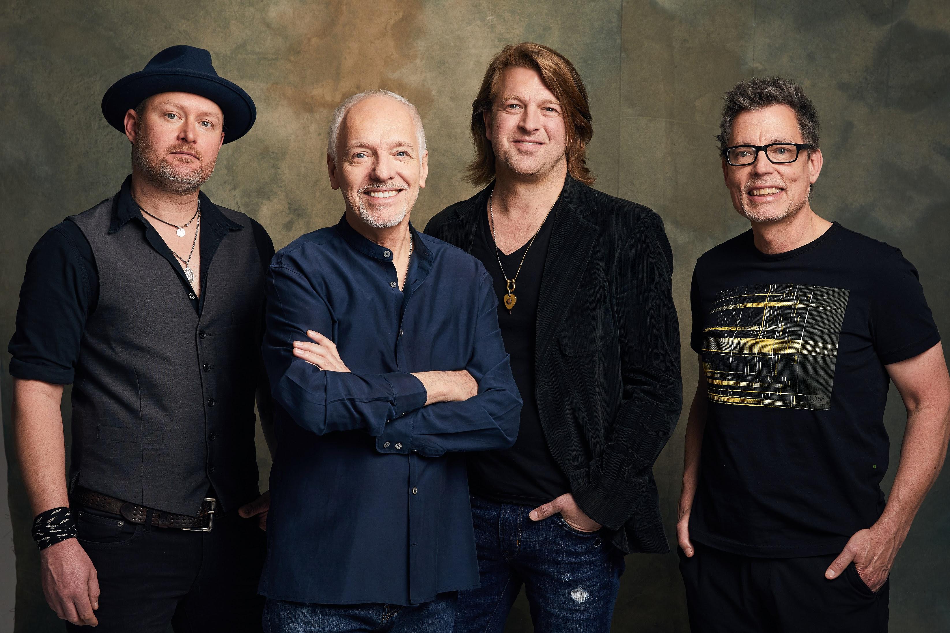Peter Frampton Band 2021