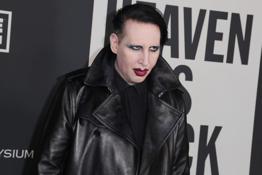 Marilyn Manson Issues Statement on Abuse Accusations