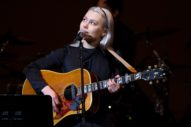 Phoebe Bridgers Calls <i>SNL</i> Guitar-Smashing 'a Bucket List Thing' as Boomers Continue to Fume
