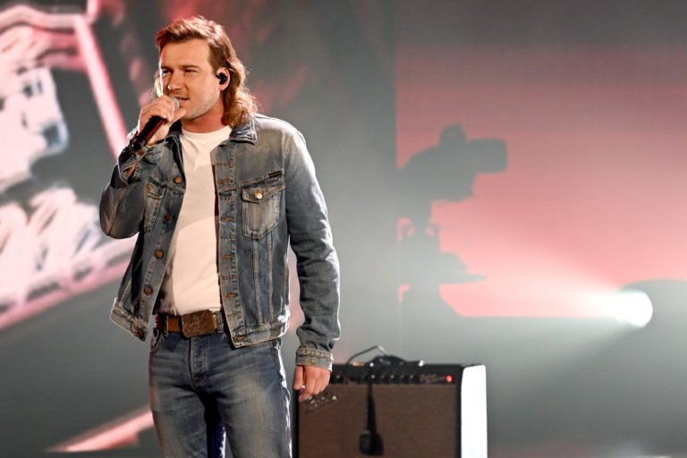 Morgan Wallen 55th Academy Of Country Music Awards - Show