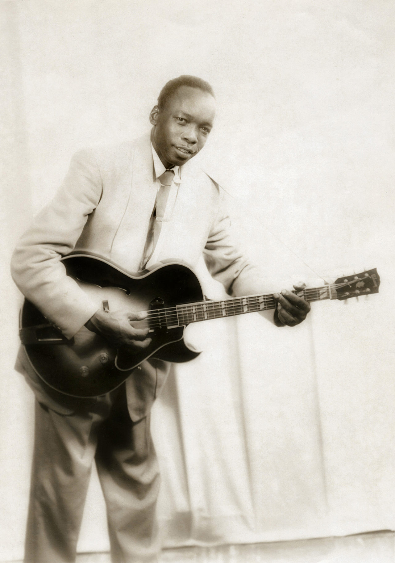 Publicity Still Of John Lee Hooker