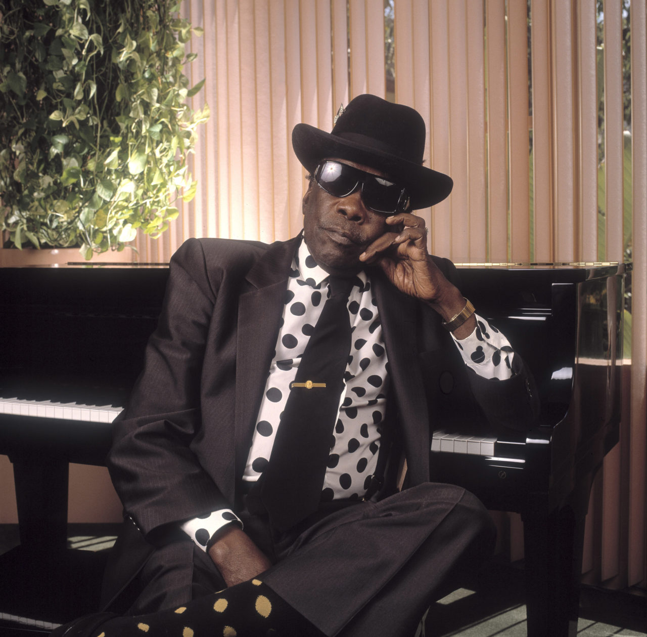 Portrait Of John Lee Hooker