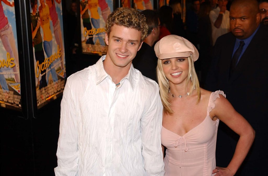 Justin Timberlake finally apologizes to Britney Spears