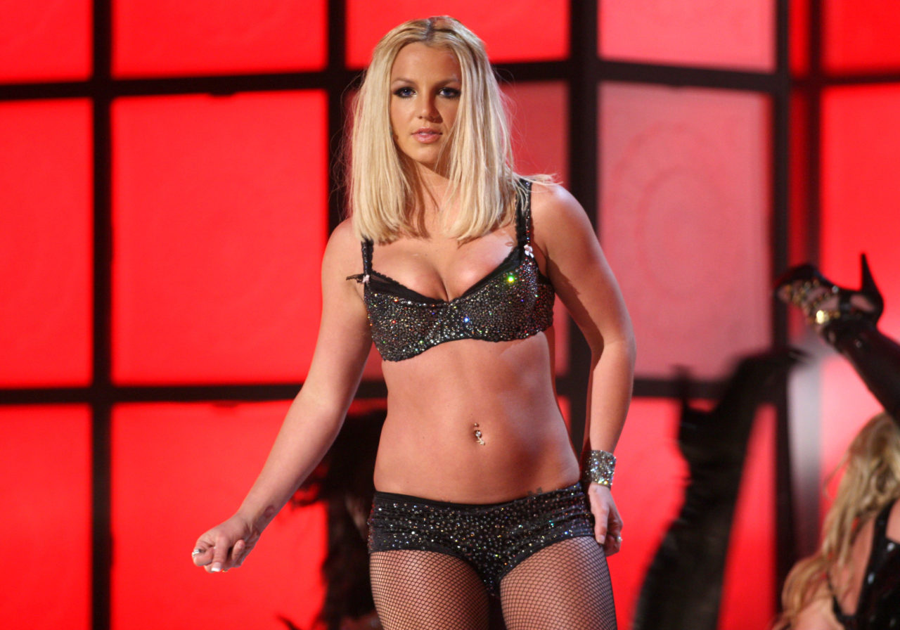 Britney Spears 2007 MTV Video Music Awards