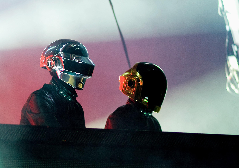 Daft Punk In Concert