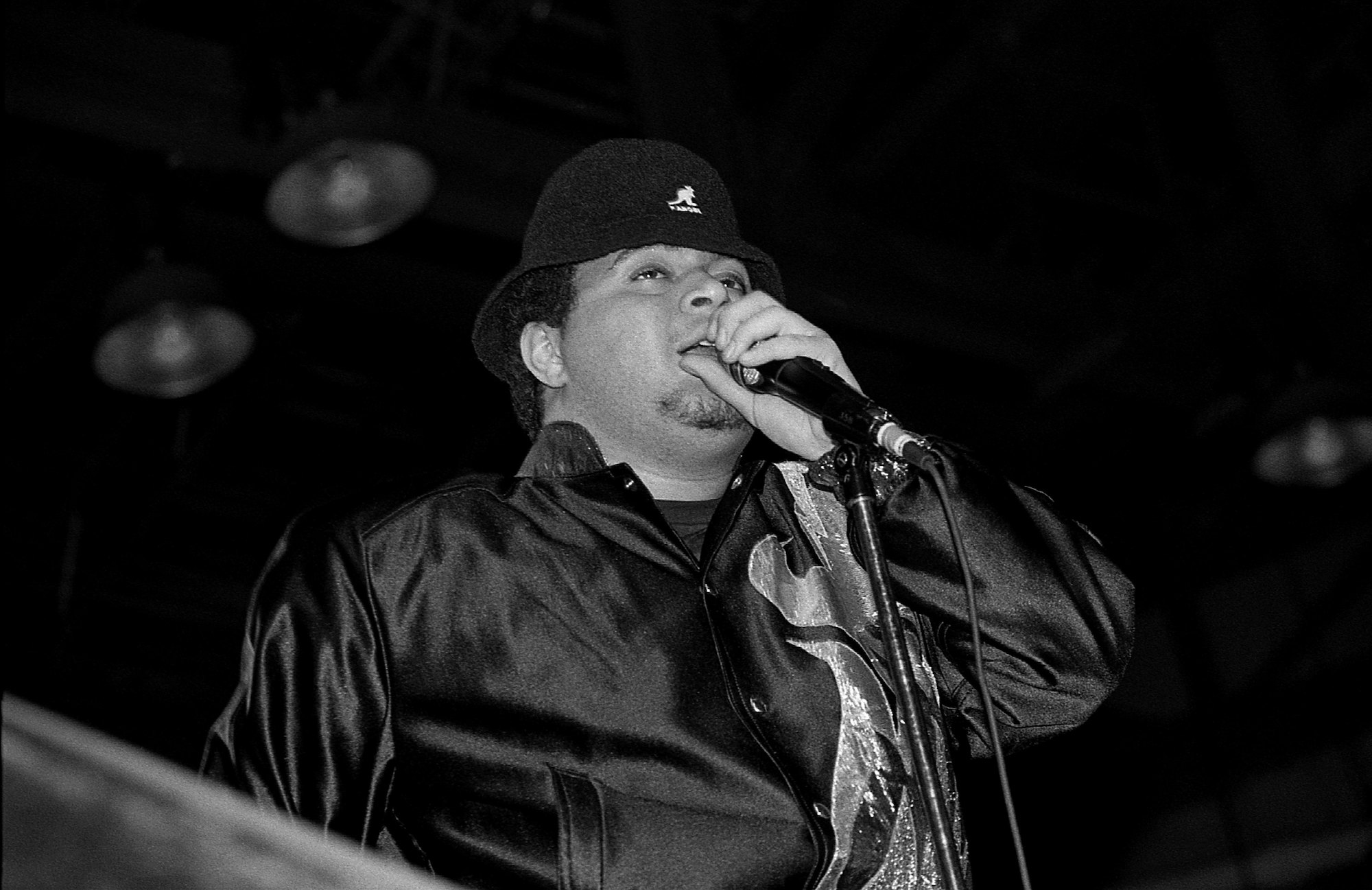 The Fat Boys Live In Concert