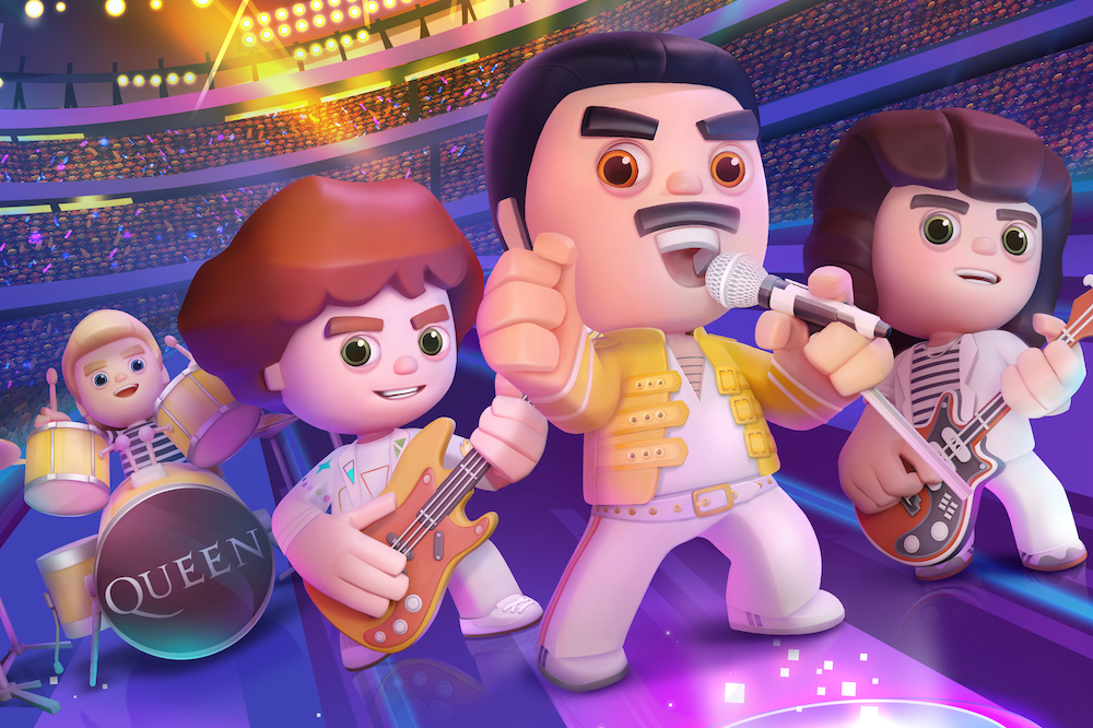 Queen Launches 'Rock Tour' Mobile Video Game | SPIN