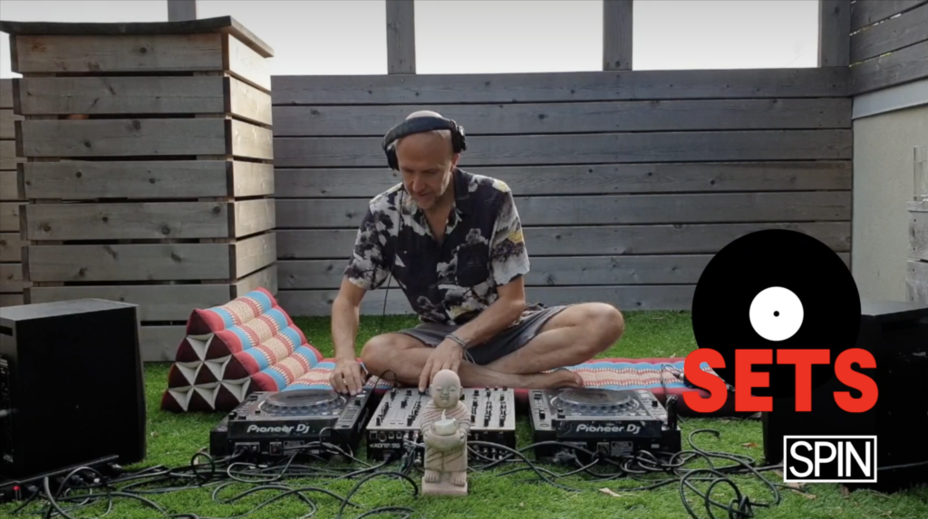 SPIN SETS | Lee Burridge