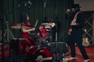 Watch The White Stripes Tear Through an Unearthed 2005 Live Performance