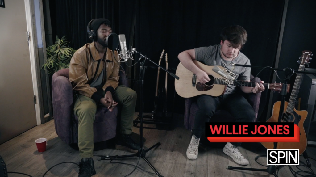 SPIN Sessions | Willie Jones