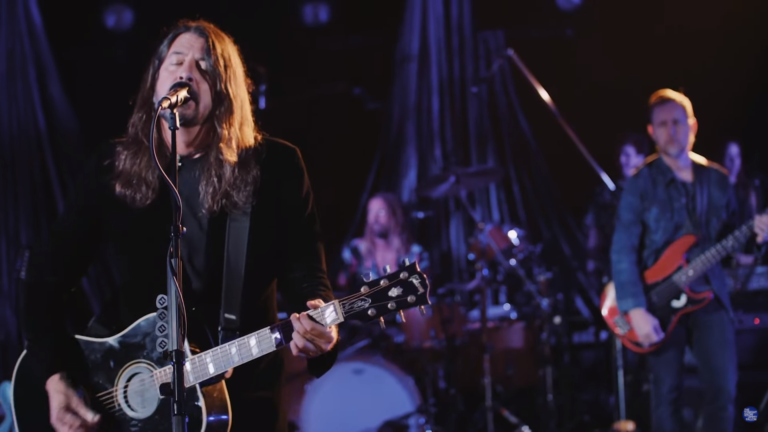 FooFighters on Fallon 2021