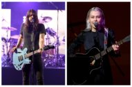 Dave Grohl Defends Phoebe Bridgers' <i>SNL</i> Guitar Smash