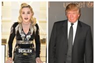 Trump's Impeachment Defense: What About Madonna?