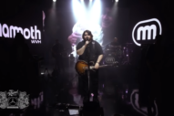 Wolfgang Van Halen's Mammoth WVH Performs 'Distance' on <i>Jimmy Kimmel Live </i>
