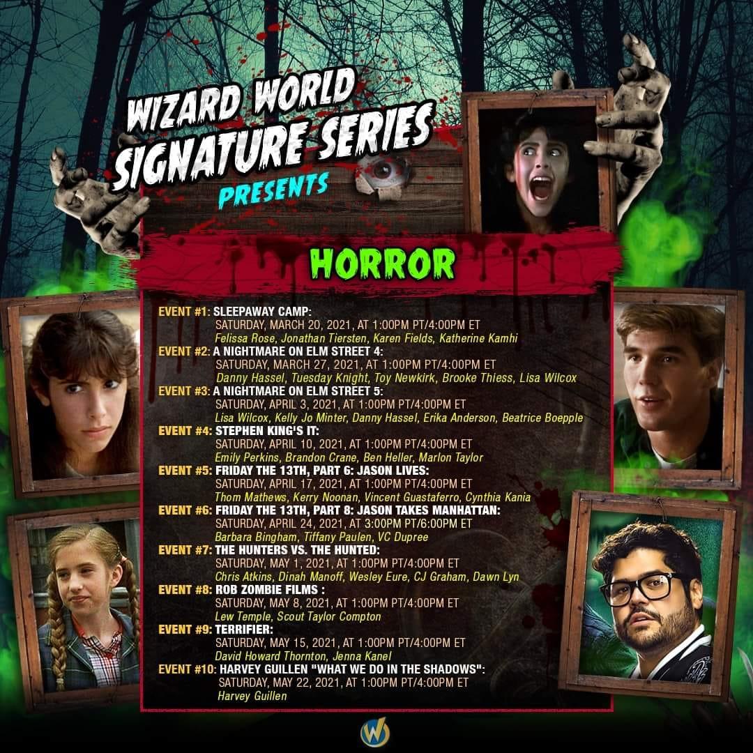Wizard World Signature Series