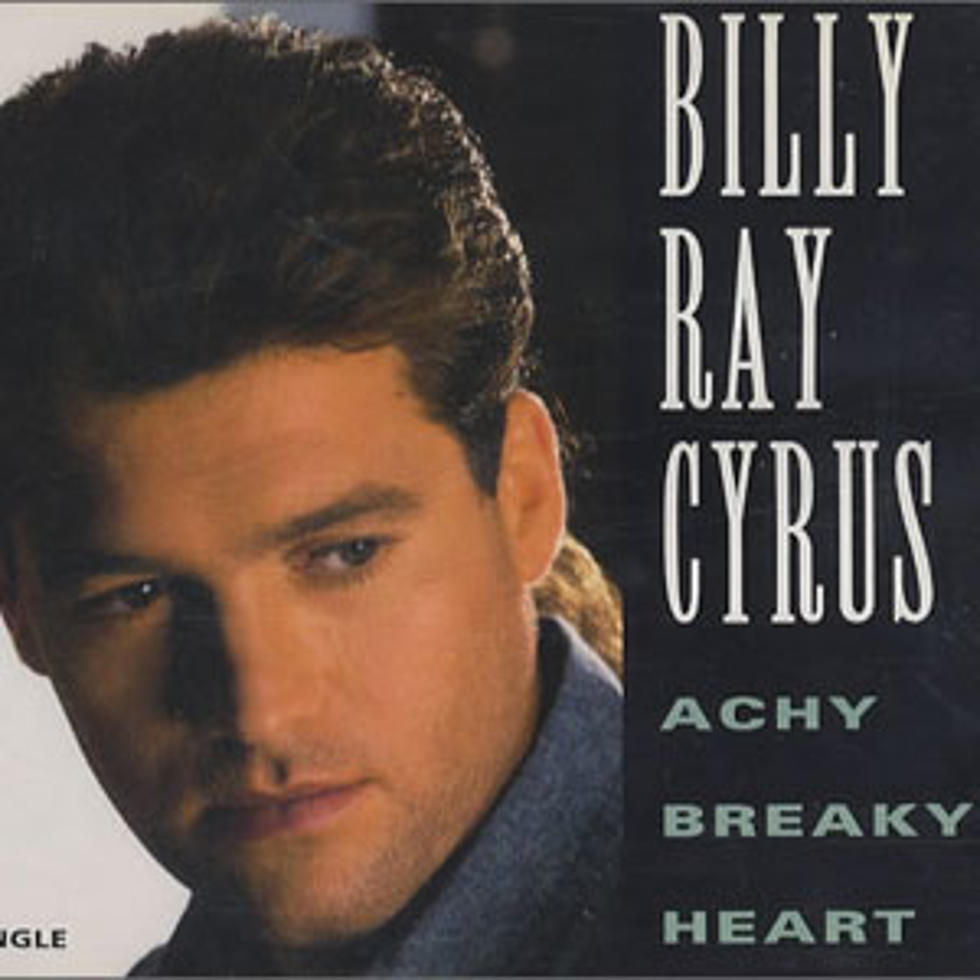 Billy Ray Cyrus Achy Breaky Heart