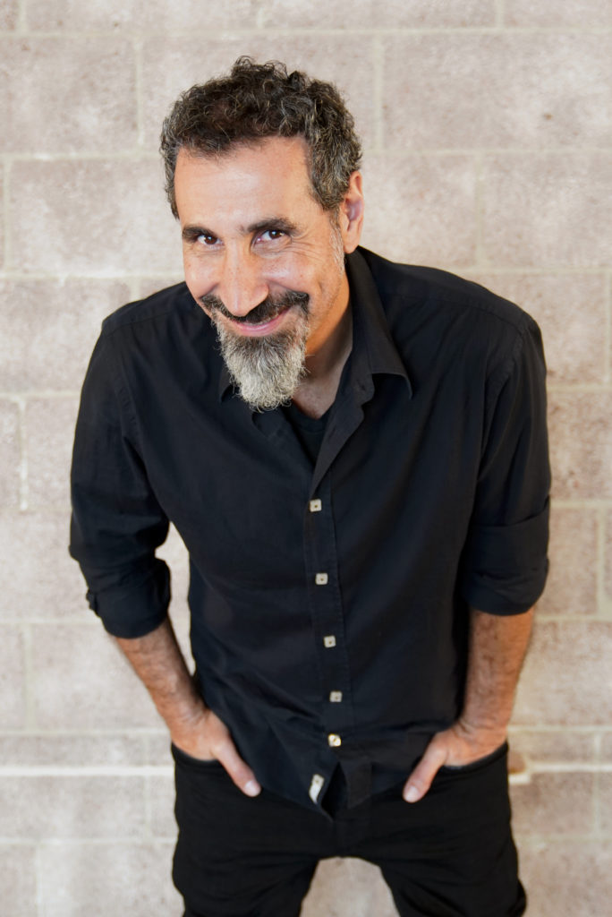 Serj Tankian on Activism, 'Elasticity', His Dream Supergroup and System of a Down