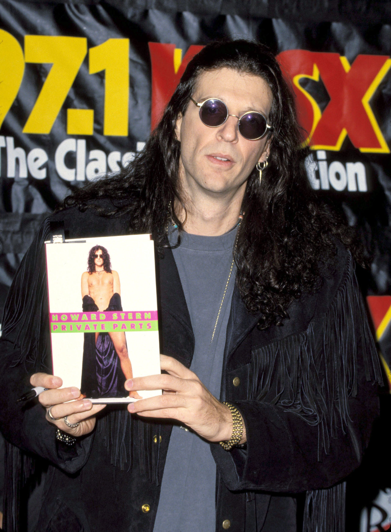 Autograph Party for Howard Stern New Book Private Parts