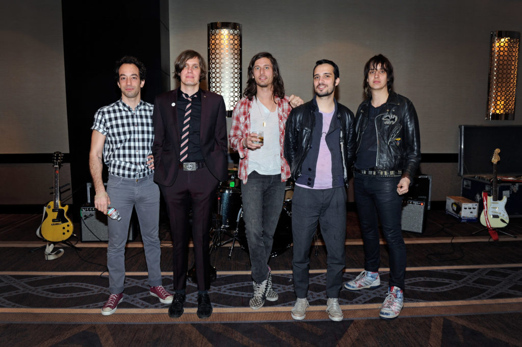 The Strokes Win Best Rock Album Grammy for 'The New Abnormal