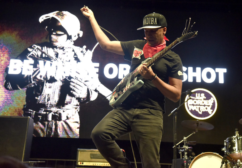 Tom Morello Hits Back at Accusation of 'White Privilege': 'I'm Not White'