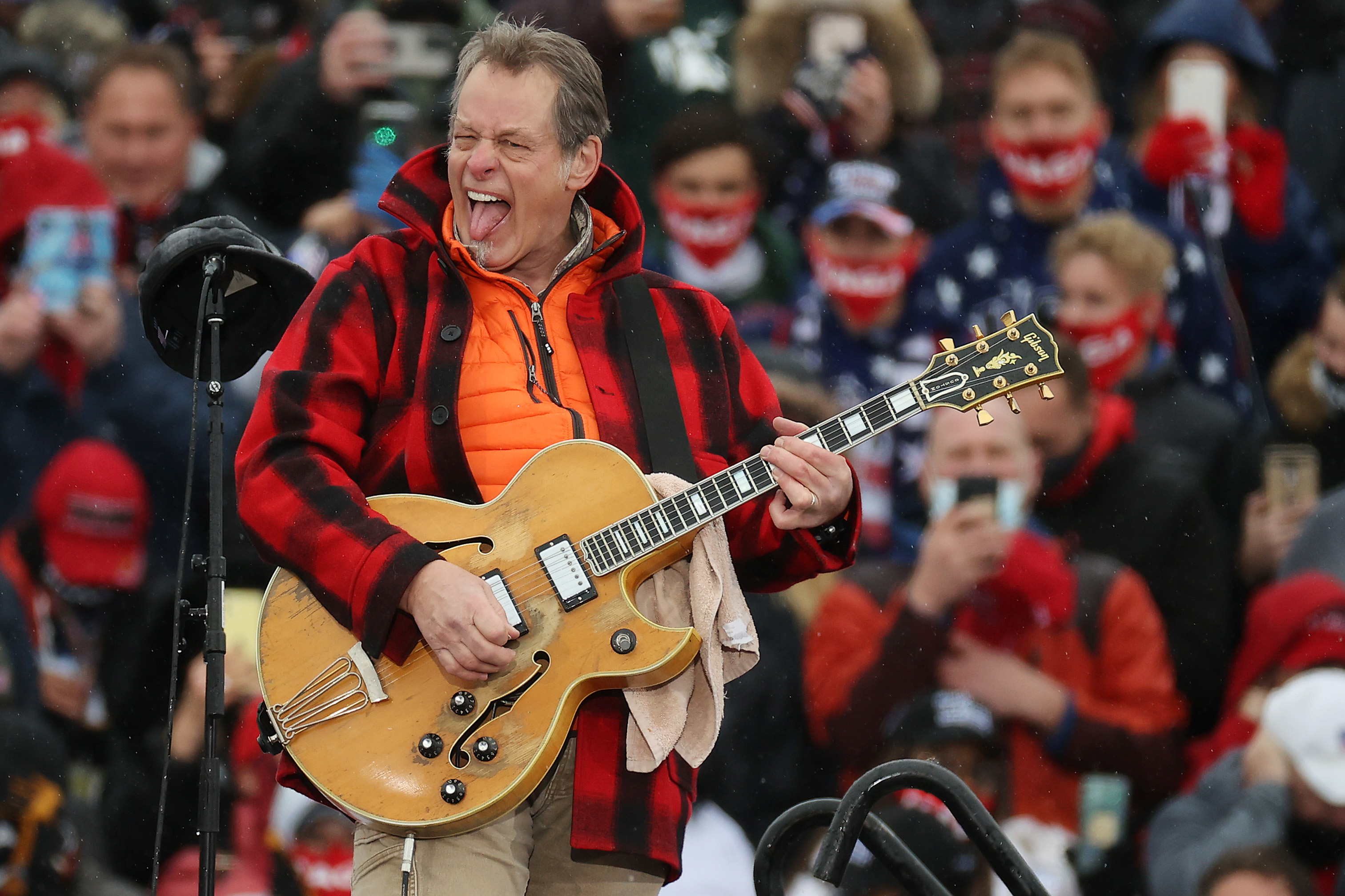 Ted Nugent 2020