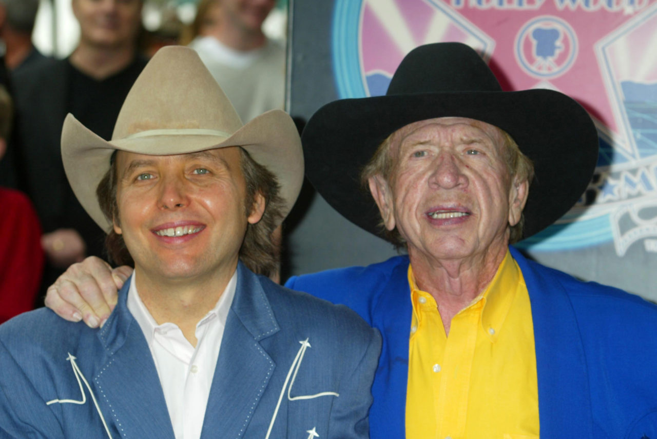 Dwight Yoakam Honored with a Star on the Hollywood Walk of Fame for His Achievements in Music