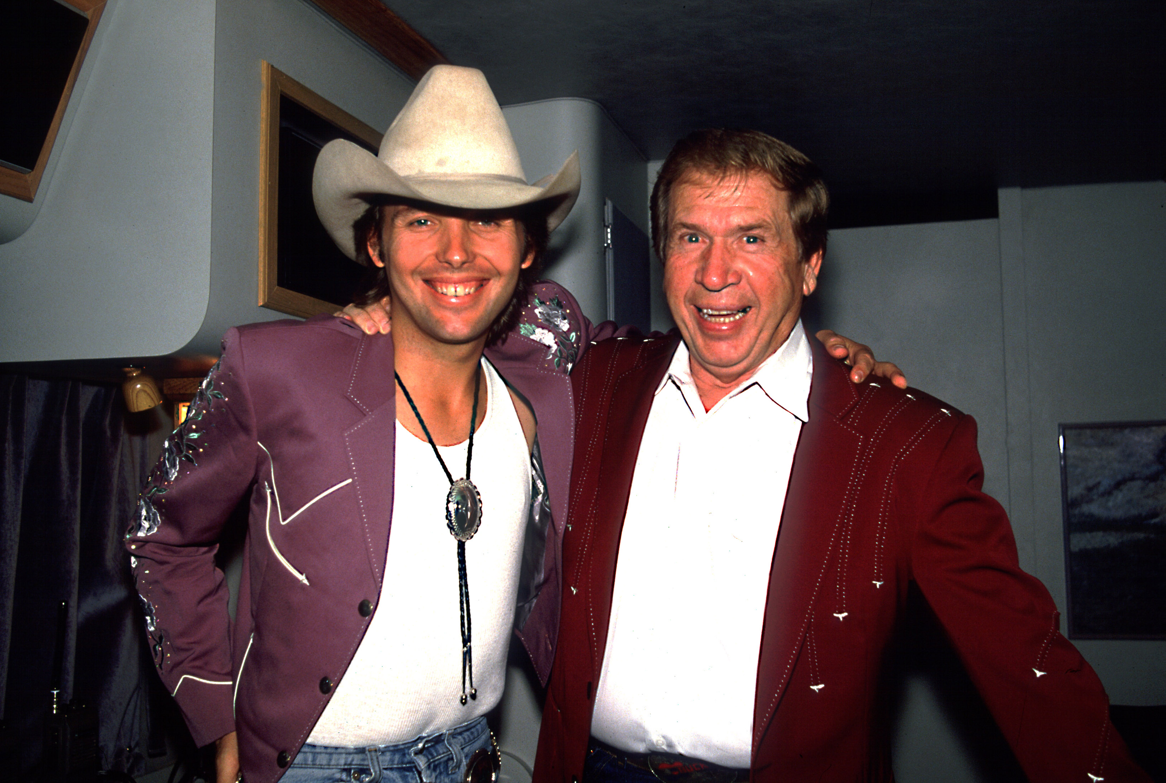 Dwight Yoakam and Buck Owens in Conversation: Our 1988 Feature