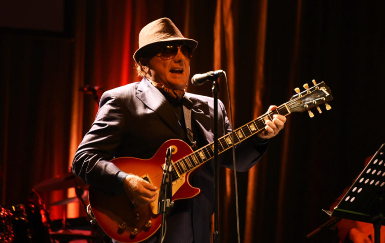 Bill Wyman 80th Birthday Gala At Indigo At The O2 - Van Morrison
