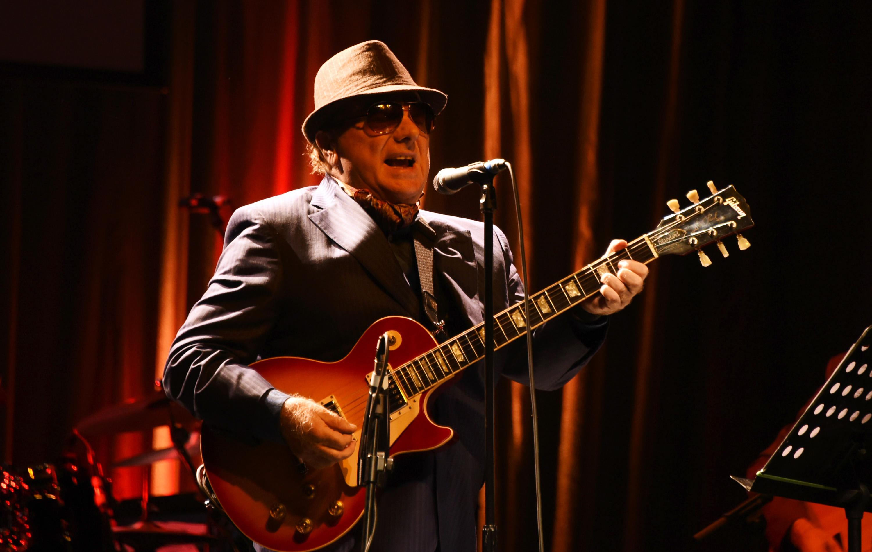 Bill Wyman 80th Birthday Gala At Indigo At The O2 - Van Morrison
