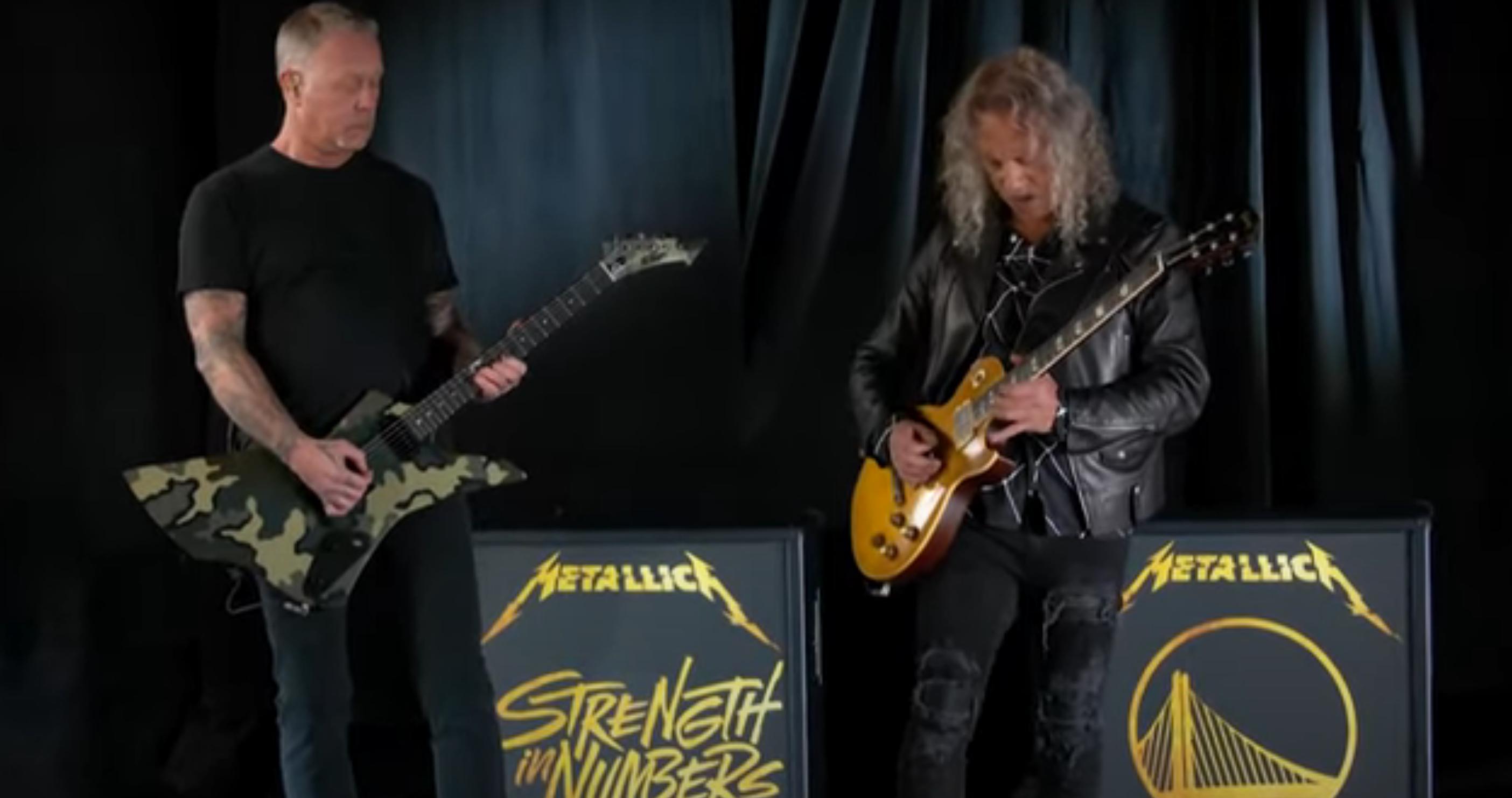 Metallica National Anthem 2021