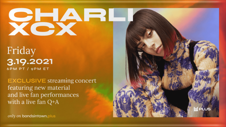 Charli XCX - BandsInTown